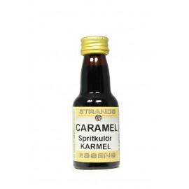 Zaprawka do alkoholu CARAMEL SPRITKULOR KARMEL 25 ml  (143)