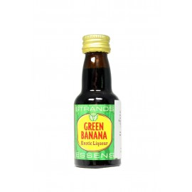 Zaprawka do alkoholu GREEN BANANA 25 ml  (110)