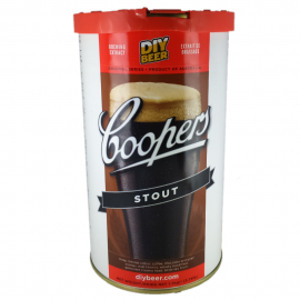 STOUT Coopers - KONCENTRAT DO PIWA BREWKIT
