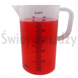 ZLEWKA PLASTIKOWA 500 ml