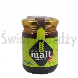 Ekstrat słodowy JĘCZMIENNY JASNY 300 g