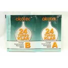 Środek do klarowania - ALCOTEC 24 TURBO KLAR