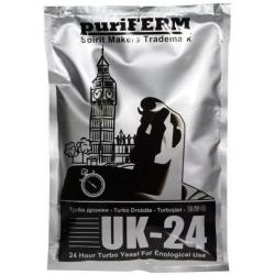 Drożdże gorzelnicze - puriFERM UK-24