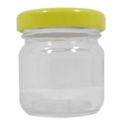 Słoiczek 40 ml z wieczkiem fi 43