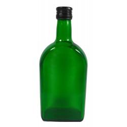 Butelka RUM zielona