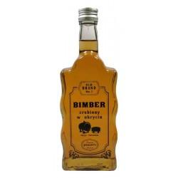 Butelka Fala 500ml z nadrukiem beczka