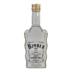 Butelka Fala 500ml z nadrukiem bimber