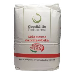 Mąka pszenna GoodMills 5kg na pizzę włoska