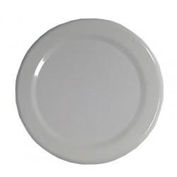 Wieczko fi 53mm Białe