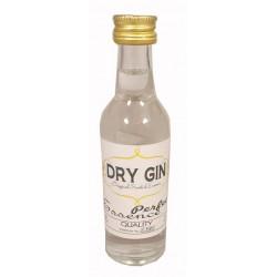 dry gin 50ml na 1,9l