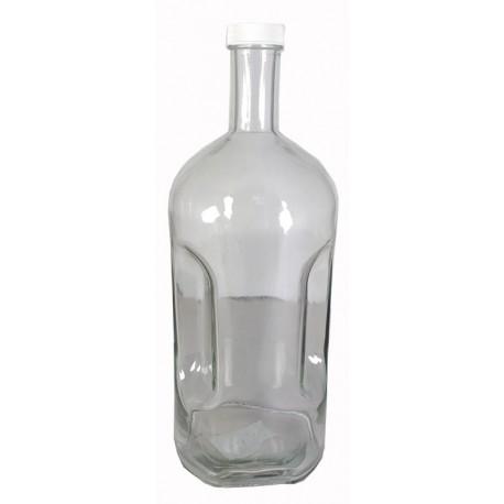 Butelka 1,75l z zakrętką
