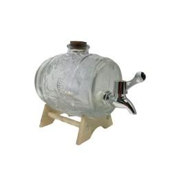 Beczułka 1 litr - marzenie nalewkarza
