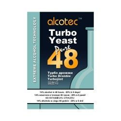 TURBO YEAST PURE 48