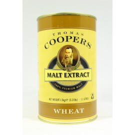 MALT EXTRACT WHEAT Coopers - Koncentrat słodowy do piwa