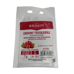 Drożdże winiarskie Enovini Truskawka, 7 g