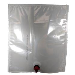 Worek na sok / wino z kranikiem BAG IN BOX 10L