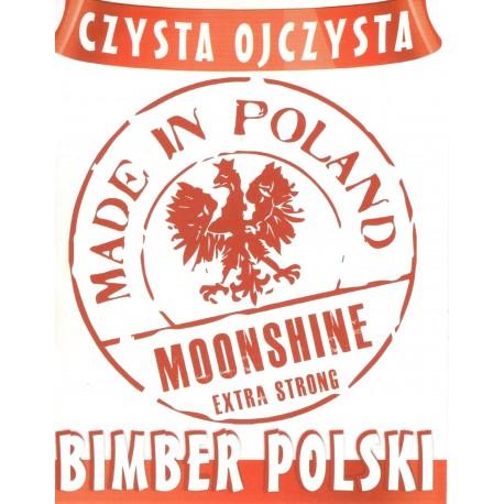 CZYSTA OJCZYSTA BIMBER POLSKI