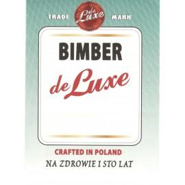 Etykieta - BIMBER DE LUXE