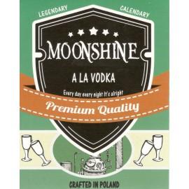 MOONSHINE A LA VODKA