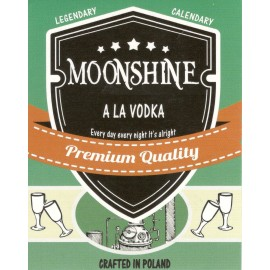 MOONSHINE A LA VODKA